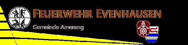 Logo von Ausbildung Feuerwehr Evenhausen
